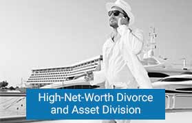 High-Net-Worth Divorce
